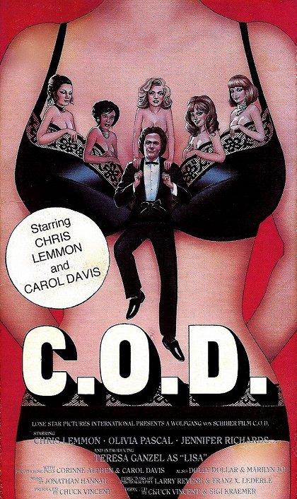 C.O.D. (1981) | Galerie - Plakáty | ČSFD.cz