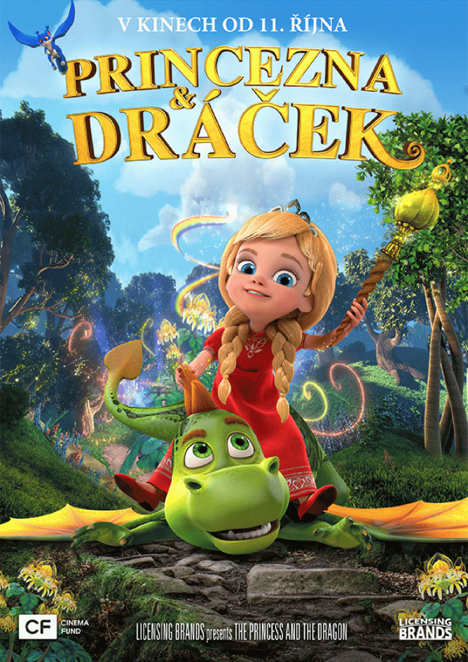 Princessa i drakon