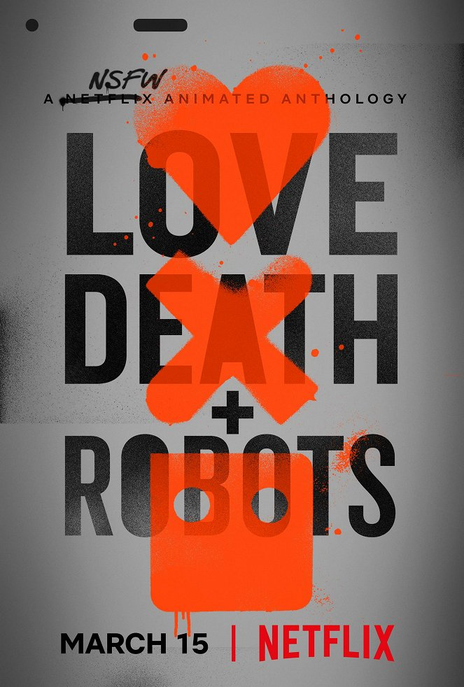 Love, Death & Robots 1 serie