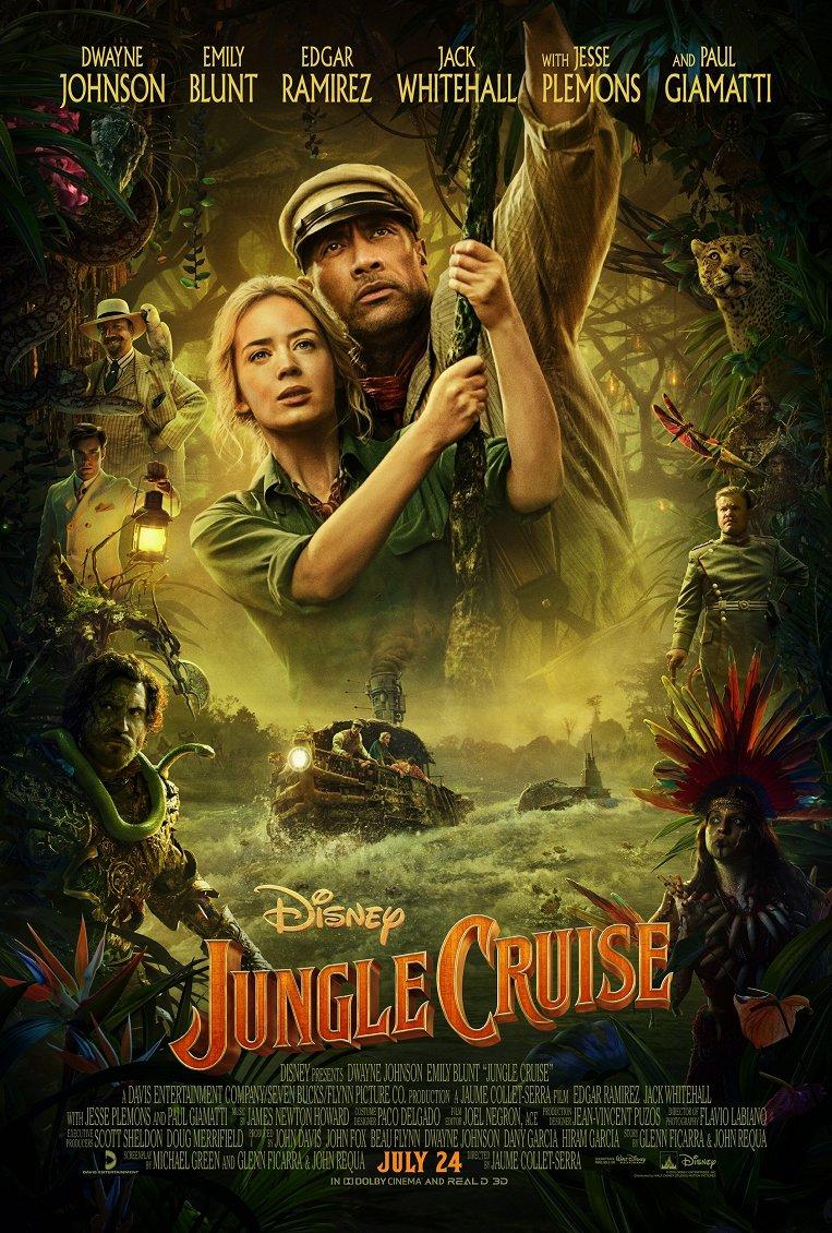 Expedice: Džungle / Jungle Cruise (2021)