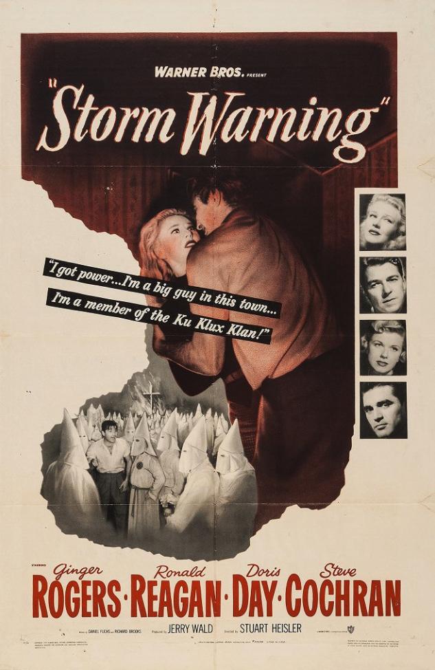 Varování před bouřkou